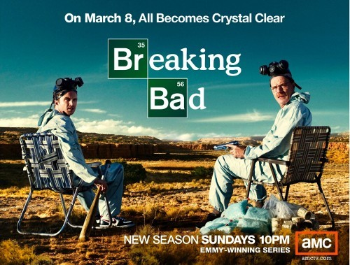 breaking bad segunda temporada walter white jesse pinkman
