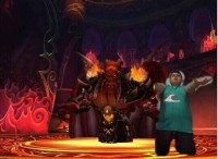 Momento inolvidable en el World of warcraft
