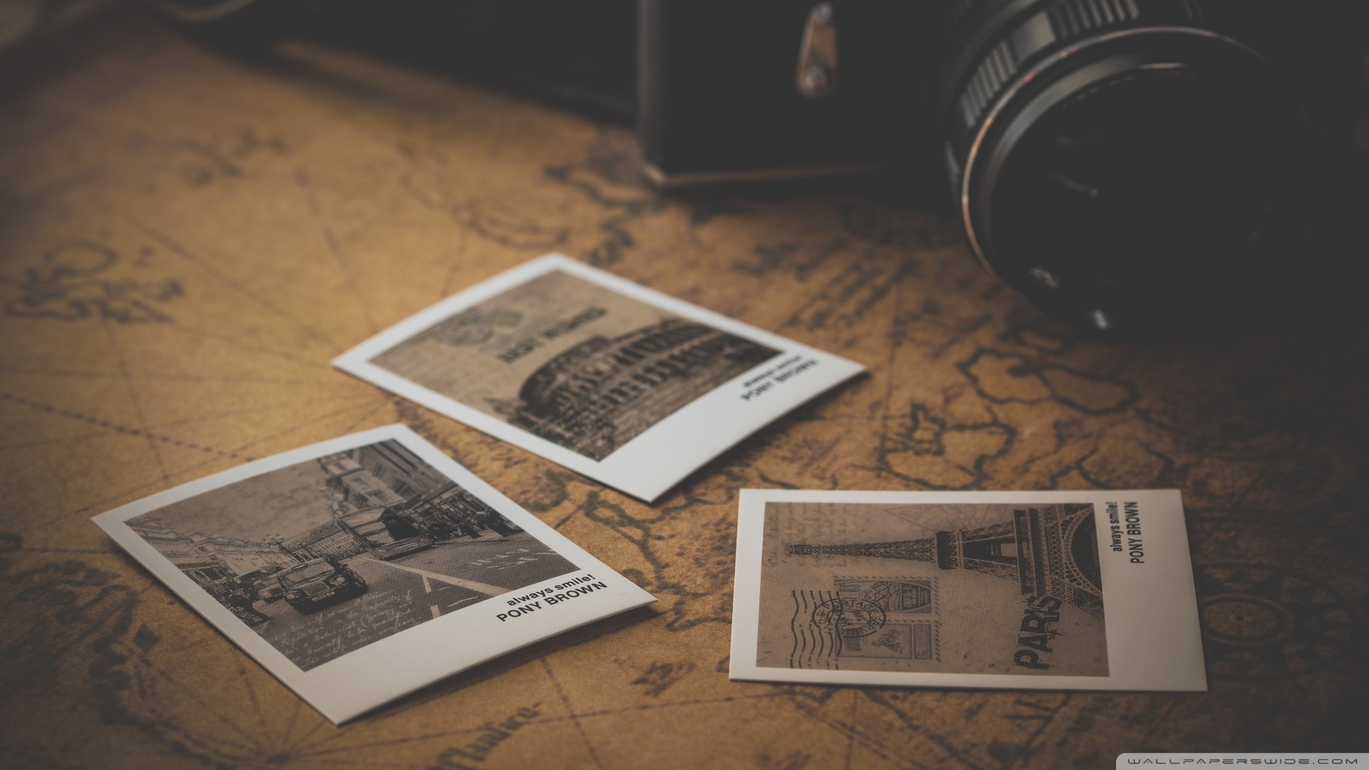 how to make a photo vintage