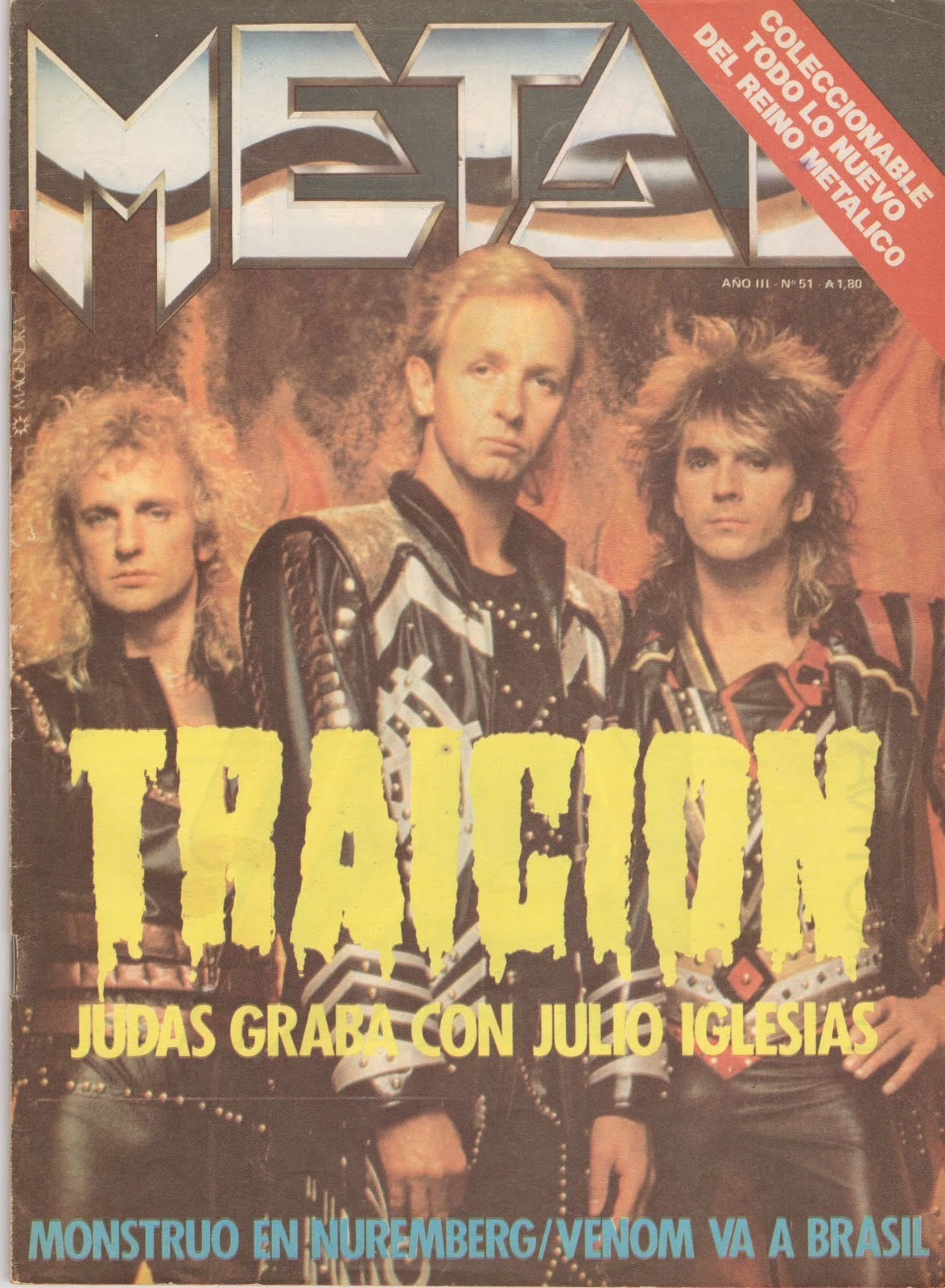 Heavy Metal 80's (todo en general)