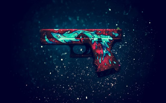 Glock Water Elemental
