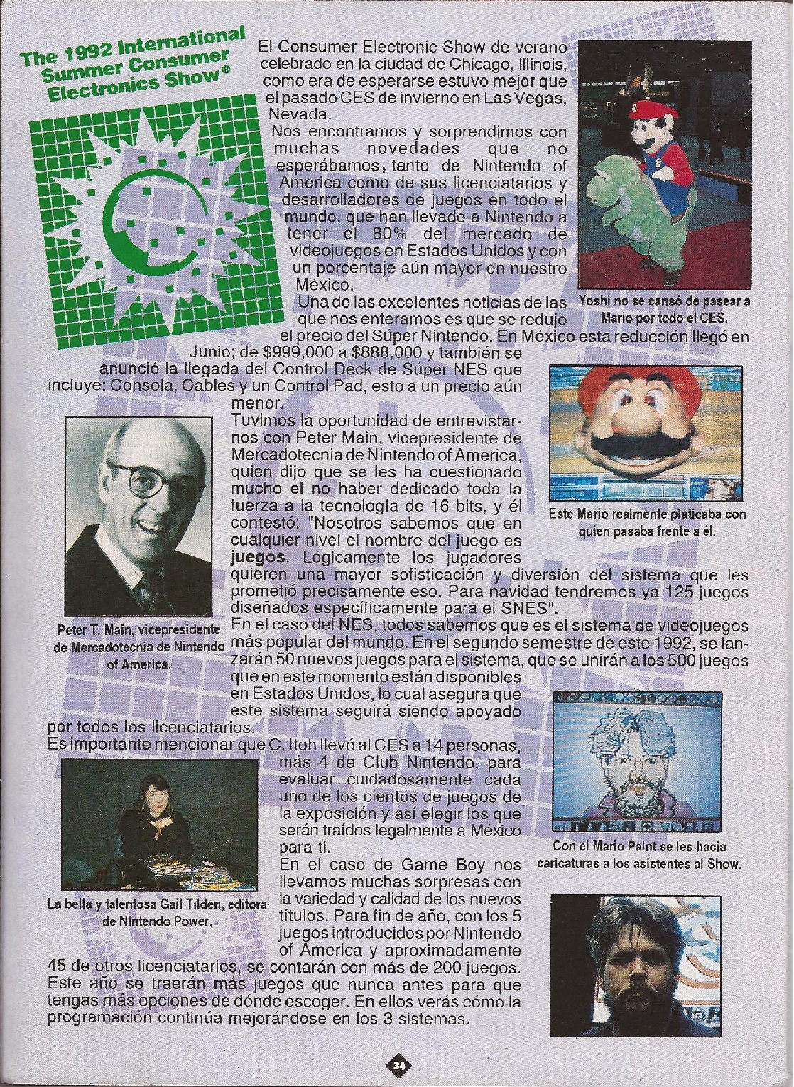 Revista Club Nintendo No 9