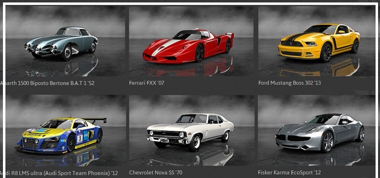 fotos de carros de gran turismo 6 ps3 para compartir im genes taringa. Black Bedroom Furniture Sets. Home Design Ideas