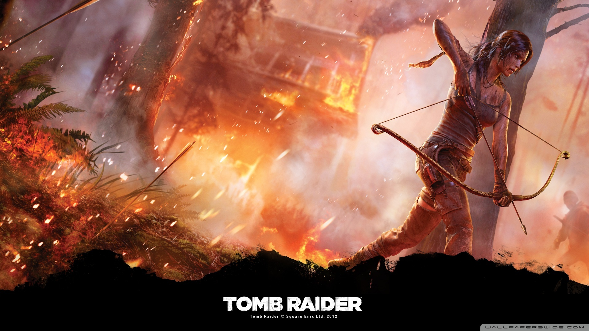 Varios Wallpapers de Tomb Raider [Parte 2]
