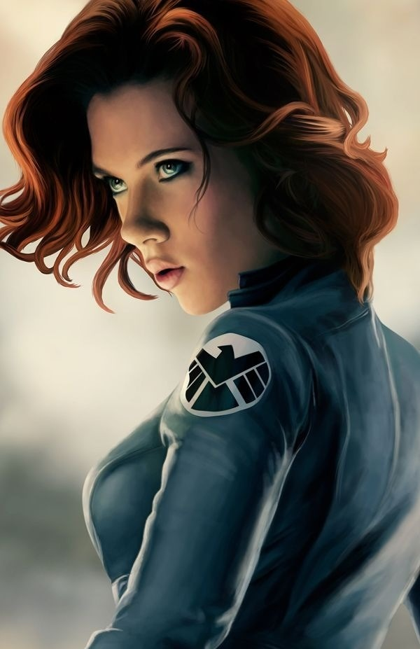 30 ilustraciones de Black Widow, la reina de Marvel