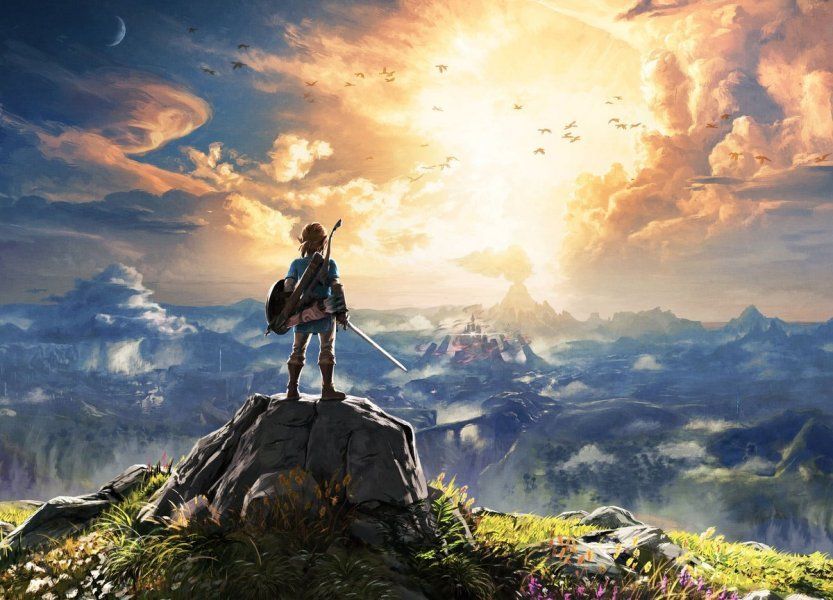 Zelda: Breath of the Wild, 3 de Marzo