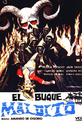 El Buque Maldito (1973) Review