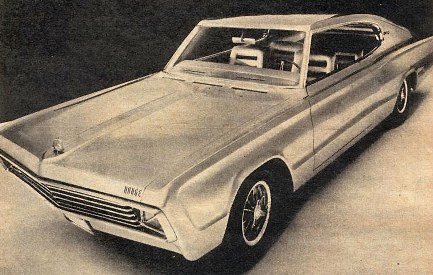 Dodge Charger II, concept car