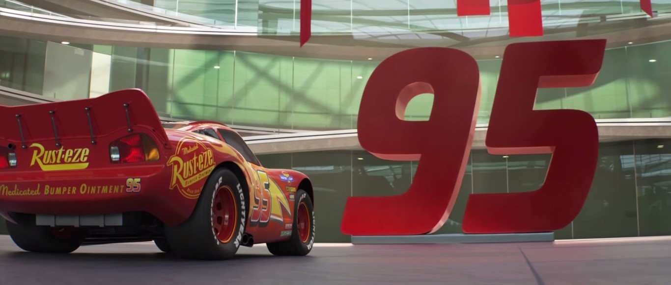 Cars 3 de disney pixar avance exclusivo hd