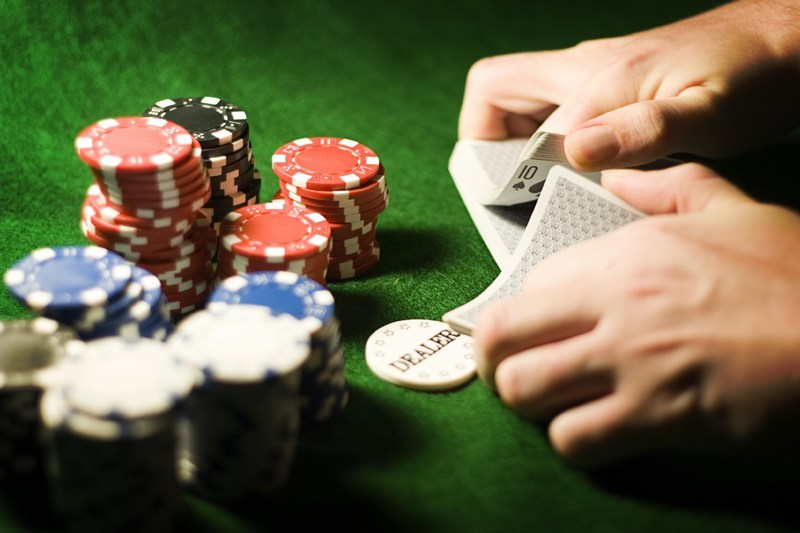 TUTORIAL DE POKER