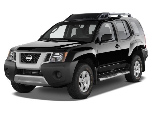Nissan Xterra - Owner s Manual - PDF ( Pages)