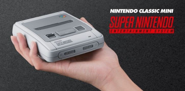 Nintendo confirmo la super Nintendo Mini