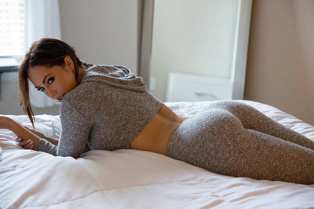 Hope Beel musa fitness Instagram fotos