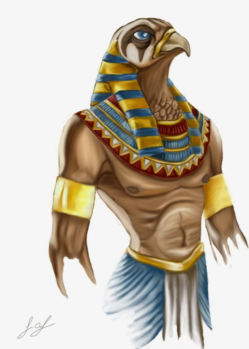 A look at the ancient egyptian mythology of god osiris