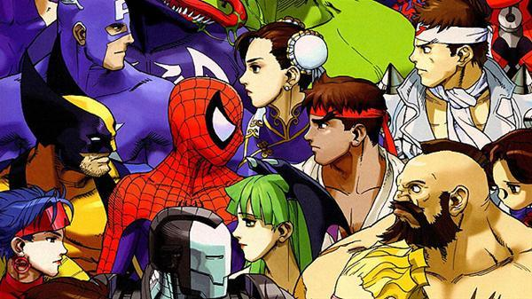 Hagamos Top la saga Marvel Vs Capcom