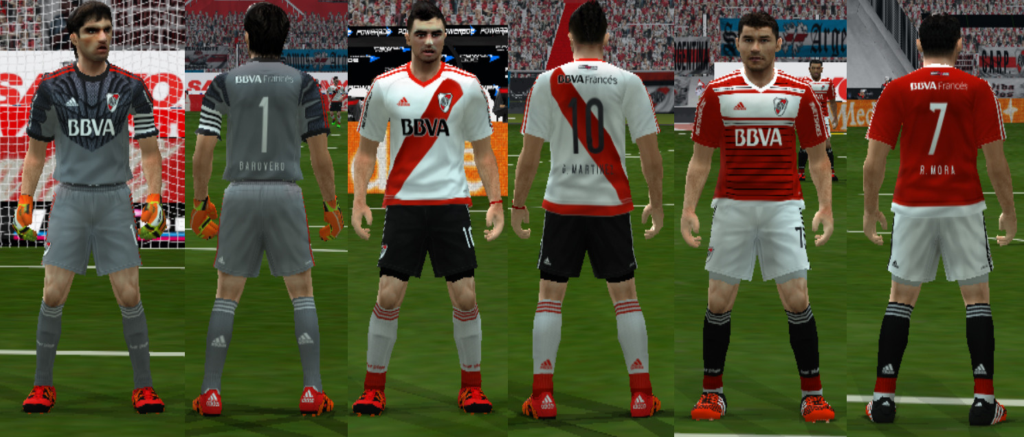 [Expo] GDB River Plate 2016 By EzzeSkate_LP - PES6F™