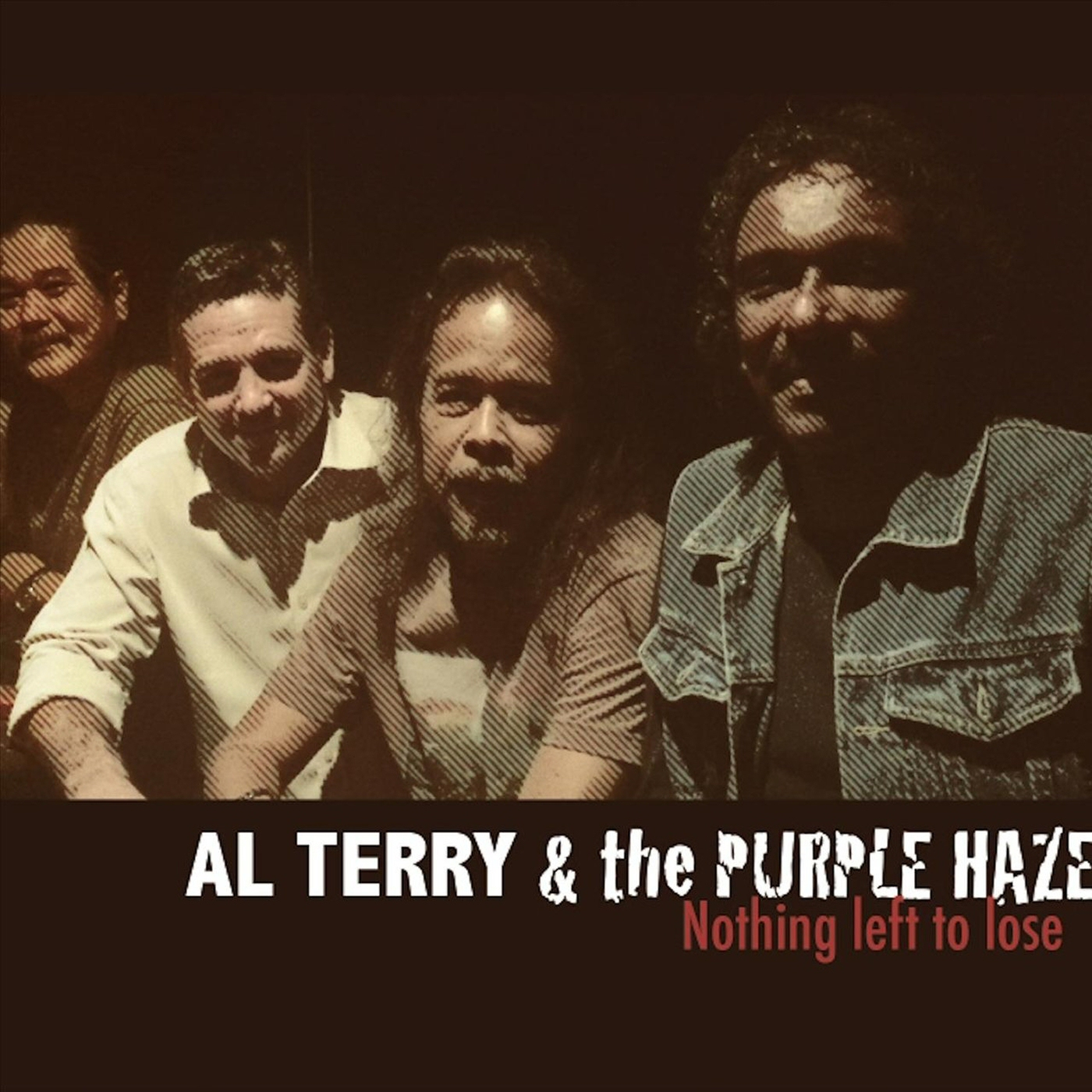 Al Terry & The Purple Haze Blues Band - Nothing Left To Lose