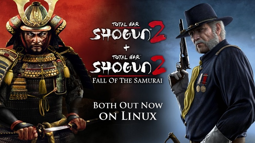 SHOGUN 2 ya disponible para Linux