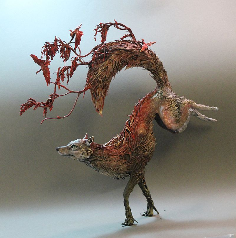 Fauna surrealista de Ellen Jewett