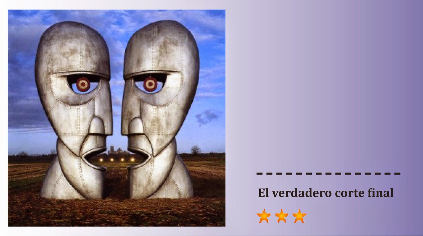 Pink Floyd - The Division Bell (reseña)