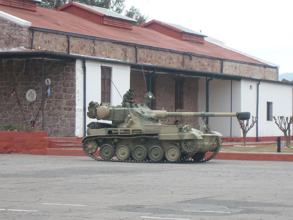 AMX 13 Ejercito Argentino