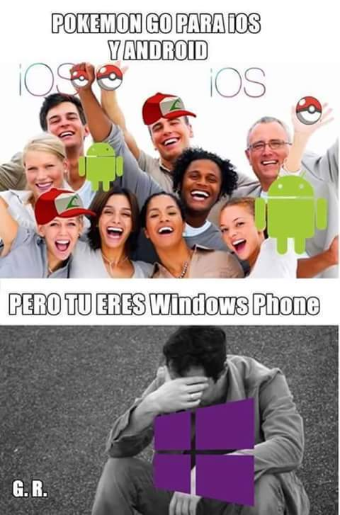 Humor de pokemon go¡