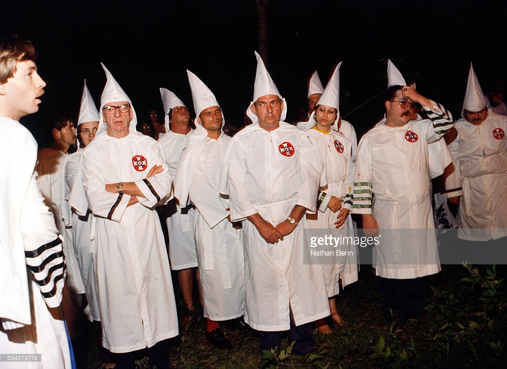 the klu klux klan Ku klux klanthe history of the ku klux klan in texas extends from the reconstruction era to the present the original organization was founded in pulaski, tennessee, probably in may or early june 1866, by six young confederate veterans.