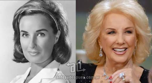 Mirtha Legrand... El post apto.
