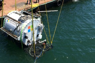 Microsoft Project Natick: Servidores submarinos autosuficientes. #Shout
