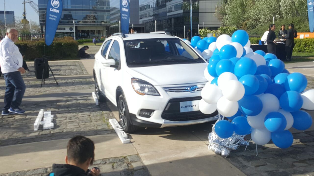lifan x50 Buenos Aires