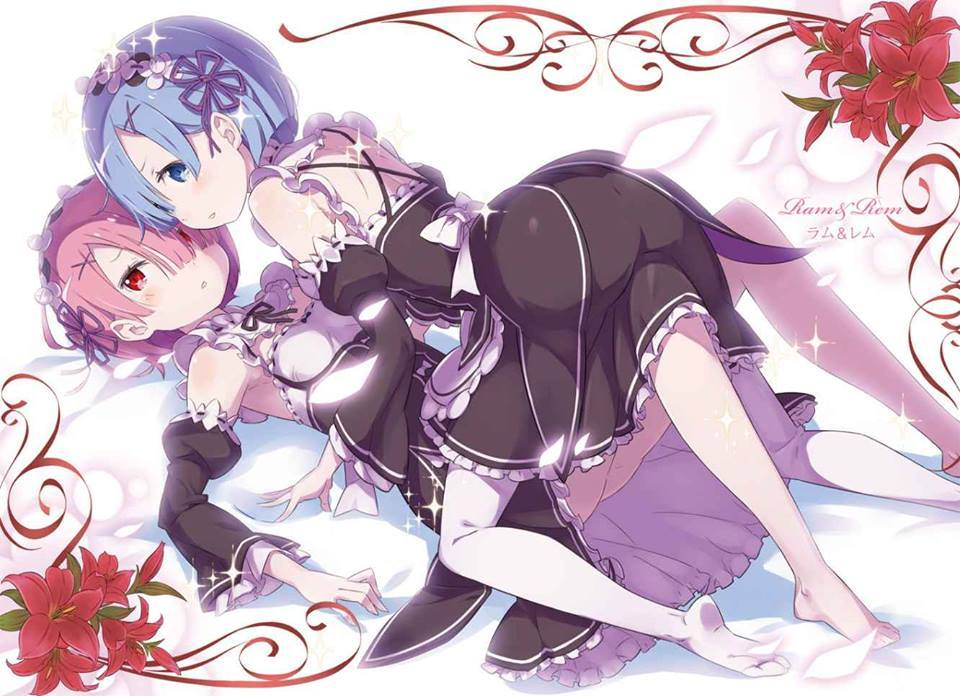 Re:Zero kara Hajimeru Isekai Seikatsu (Anime, manga y novel)