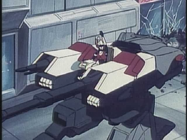 Robotech (The Macross saga) 1985