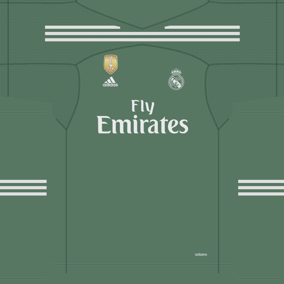 Kit Real Madrid Para Pes 2019: Kits Real Madrid Pes 2018 Ps3