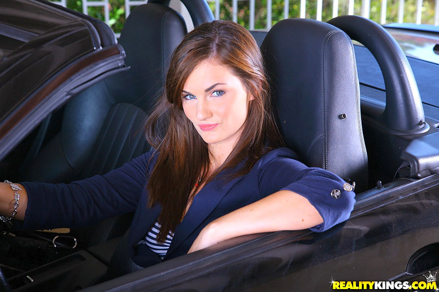 Knows...good job lily carter student alluring