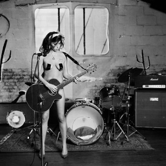 Amy Winehouse by Carolyn Djanogly, London '2004