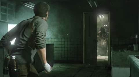 The evil within gameplay  (capitulo5)