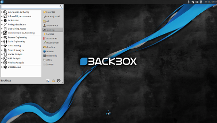 BackBox Linux 4.X,  una distro para hacker.