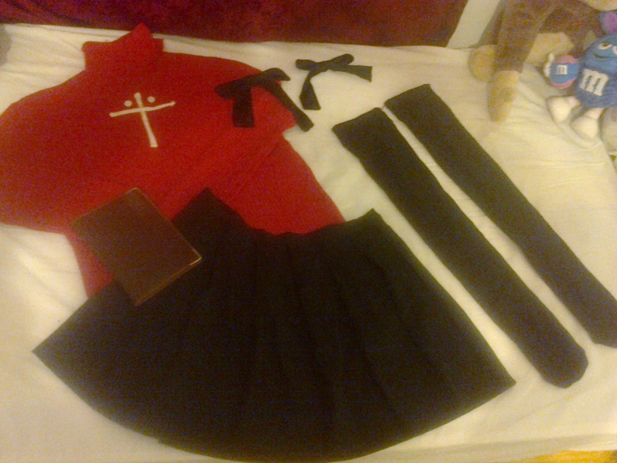 Rin Tohsaka cosplay tutorial