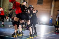 #RollerDerby #NERD #MadFlaca #TorneoBAS  Torneo BAS.01 | Cowgilrs from Hell vs Nerd | Partido.03 | Vicente Lopez. BS.AS. Argenti...