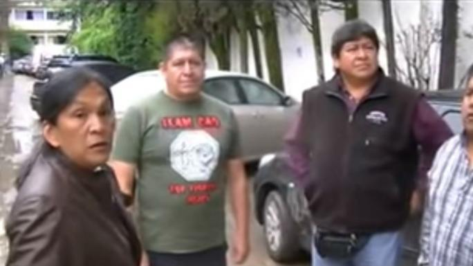Cinco videos polemicos de Milagro Sala