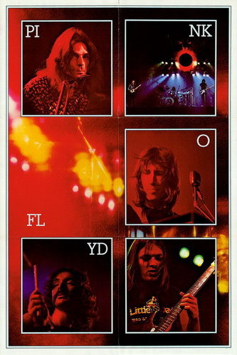 Pink Floyd: Su octava obra (The dark side of the moon)