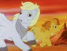 Generaciones de my little pony