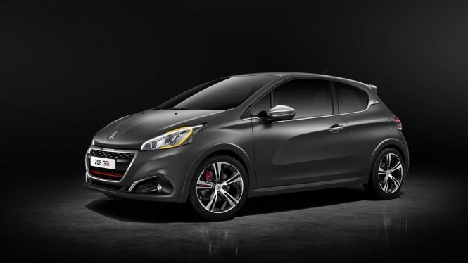 peugeot 208 gti 2017 ya disponible en argentina autos y motos taringa. Black Bedroom Furniture Sets. Home Design Ideas