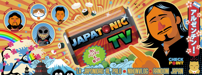 El mejor canal de YouTube Argentino: Japatonic Tv
