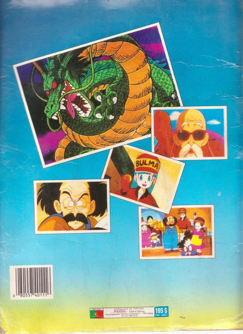 Album de figuritas: Dragon Ball
