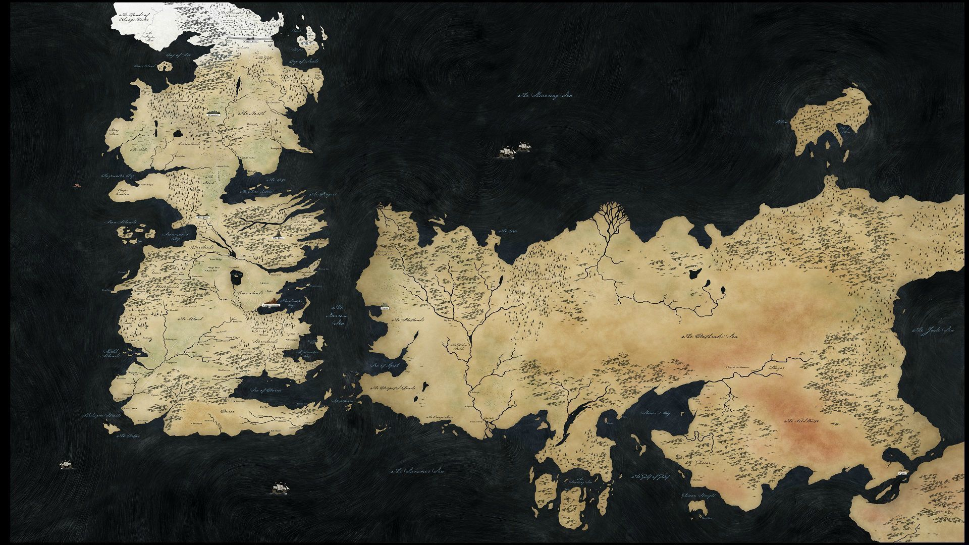 Game of Thrones - ¡Wallpapers HD! Megapost 1920x1080