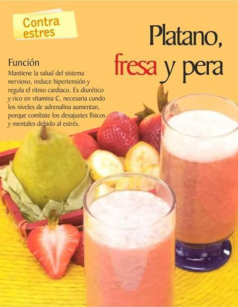 Preparate 30 Jugos y Licuados para estas fiesta