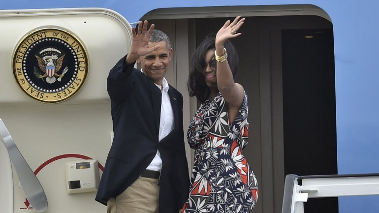 Barack Obama road to Argentina