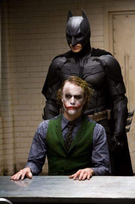 "Christian Bale: ""Heath Ledger arruinó mi trabajo..."
