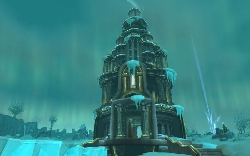 La historia de Warcraft N°13 - Wrath of the Lich King